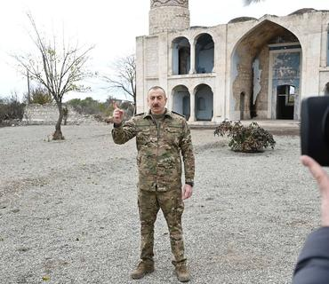 Azərbaycan Prezidenti: Biz heç kimdən asılı deyilik
