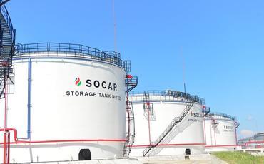 SOCAR-ın Kulevi terminalı vasitəsilə daşımalarının həcmi açıqlanıb