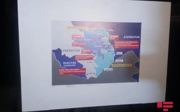 Azərbaycan Ordusunun Kəlbəcərə daxil olacağı istiqamətlər müəyyən olunub