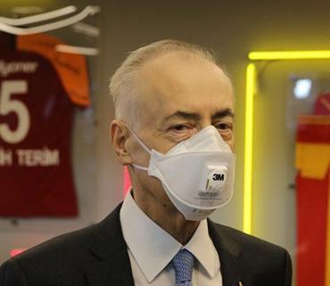 """""""Qalatasaray""""ın prezidenti şəhid Fərid Dursunovdan danışıb"""