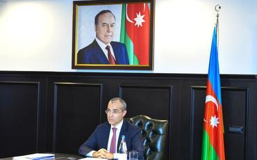"""Nazir: """"İslam İnkişaf Bankı indiyədək Azərbaycana 1 mlrd. dollara yaxın vəsait ayırıb"""""""