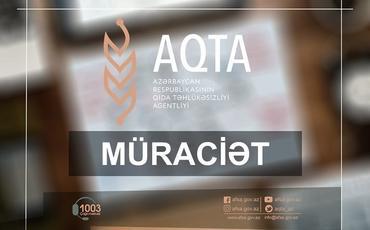 AQTA ictimai iaşə müəssisələrinin sahiblərinə çağırış edib
