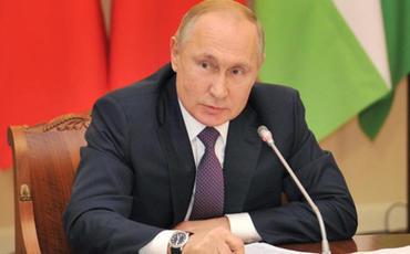 Putin Təhlükəsizlik Şurasının iclasında sülhməramlıların işini müzakirə edib