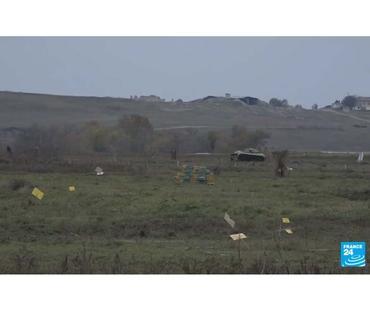 """""""France-24"""" Füzuli barədə reportaj hazırlayıb"""