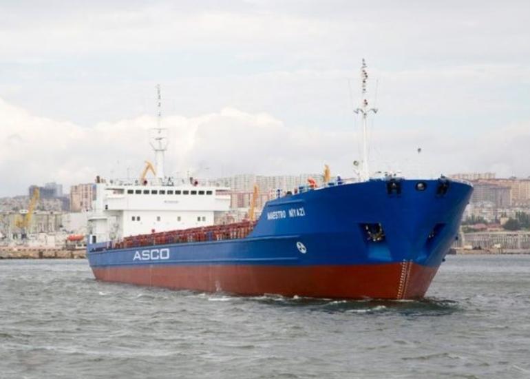 """""""Maestro Niyazi"""" gəmisi təmirdən sonra istismara qaytarılıb"""