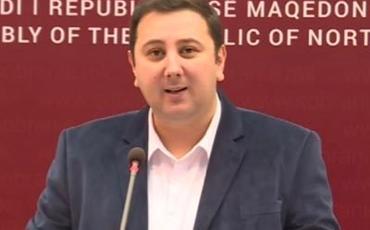 Enes İbrahim Şimali Makedoniya parlamentində yeni vəzifəyə seçilib