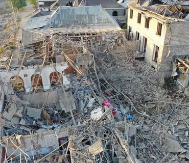 Ermənistan təcavüzü nəticəsində həlak olan dinc sakinlərin sayı 98-ə çatdı - Prokurorluq