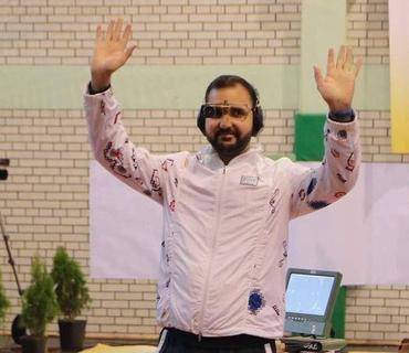 Azərbaycanın güllə atıcısı Polşada qızıl medal qazanıb