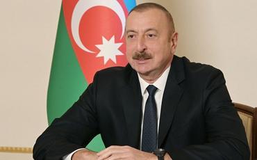 """Azərbaycan Prezidenti: """"Ölkəmiz üçün yeni quruculuq, inkişaf, azad edilmiş ərazilərimizin bərpası dövrü başlayır"""""""