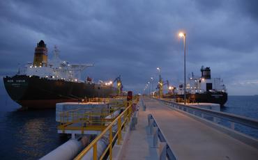 Ceyhan terminalından 190 milyon barelə yaxın AÇQ nefti nəql edilib