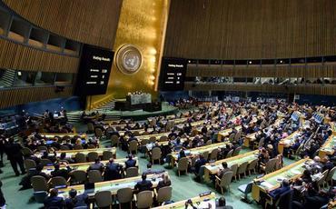 Prezident İlham Əliyevin təşəbbüsü əsasında BMT Baş Assambleyasının COVID-19-la bağlı xüsusi sessiyası başlayıb