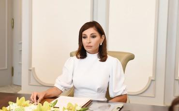 Birinci vitse-prezident Mehriban Əliyeva: Biz Vətən müharibəsi şəhidlərini heç vaxt unutmayacağıq