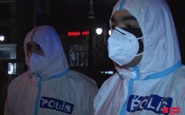 Ötən gün ictimai yerlərdə 21 nəfər aktiv koronavirus xəstəsi saxlanılıb