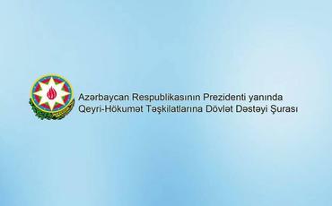 2021-ci ilin dövlət büdcəsindən QHT Şurasına 6,3 milyon manat ayrılacaq