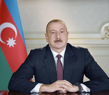 Prezident İlham Əliyev Cibuti Prezidentini təbrik edib