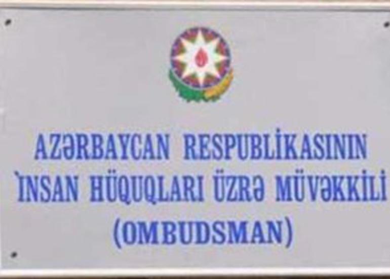 Ombudsman işğaldan azad edilmiş ərazilərdə terrorçu-diversant qüvvələrin qəsdən yerləşdirilməsini qəti şəkildə pisləyir