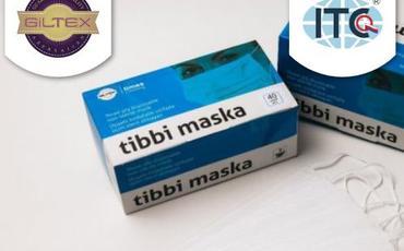Azərbaycanın tibbi maskaları Avropanın ITC keyfiyyət sertifikatını qazandı