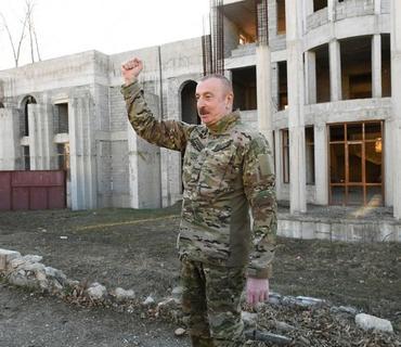 """Azərbaycan Prezidenti: """"""""Parlament"""" də gorbagor oldu, status da gorbagor oldu, cəhənnəmə getdi"""""""