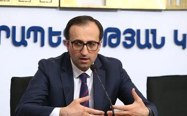 Ermənistanın səhiyyə naziri istefa verib