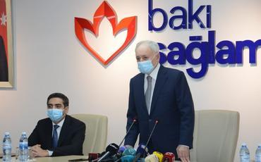 Azərbaycan istifadə olunan vaksin ən effektli və təhlükəsizdir - Peyvənd olunan Oqtay Şirəliyev