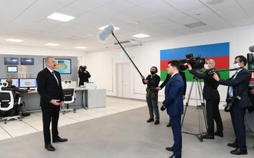 Azərbaycan Prezidenti: 2021-ci il də artıq qələbələrlə başlayır