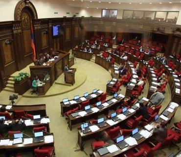 Ermənistan parlamenti üçtərəfli bəyanata etiraz etmədi