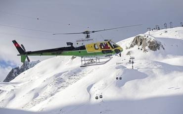 İsveçrədə dağ xizəkçiliyi kurortunda 10 nəfər qar uçqunun altında qalıb