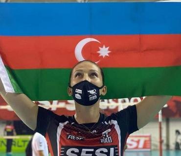 Polina Rəhimova Azərbaycan millisindən getməsinin səbəbini açıqlayıb