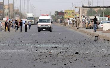 Bağdadda terror aktı nəticəsində 13 nəfər ölüb, 19 nəfər yaralanıb