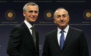 Çavuşoğlu sabah NATO Baş katibi ilə görüşəcək