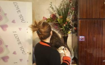Bakıda küçədən tapılan 12 yaşlı qız ailəsinə verildi