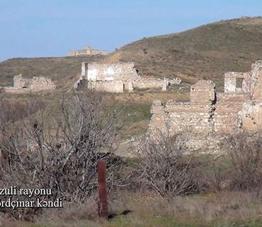 Füzuli rayonunun Dördçinar kəndi