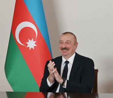 Azərbaycan Prezidenti: Xəzər mehriban qonşuluq dənizi, əməkdaşlıq dənizidir