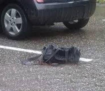 Bakıda qadını avtomobil vurub