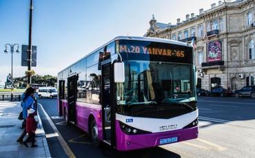Azərbaycanda avtobus və taksidən istifadə edənlərin sayı kəskin azalıb