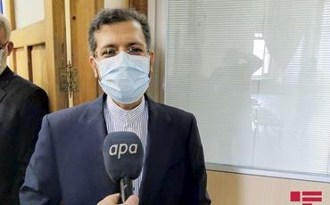 İran XİN: Cavad Zərifin Bakı səfəri tarixi səfər olacaq