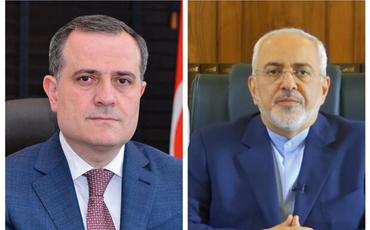 Azərbaycan və İran XİN başçıları arasında görüş keçirilir