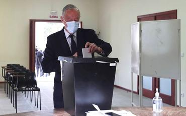 Portuqaliyada keçirilən prezident seçkilərinin ilkin nəticələrinə görə, hazırkı prezident liderdir