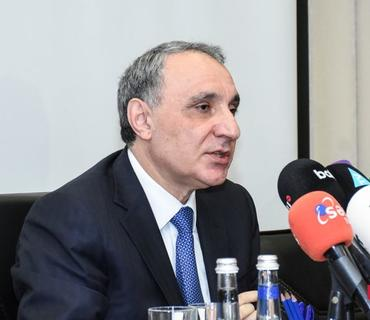 """Kamran Əliyev: """"Ötən il Azərbaycanda 193 qəsdən adam öldürmə cinayəti baş verib"""""""