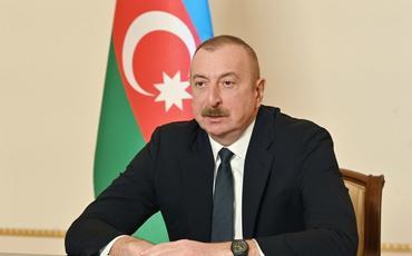 """Prezident: """"Müharibədən sonra yaranmış vəziyyət bölgə ölkələri üçün yeni imkanlar açır"""""""