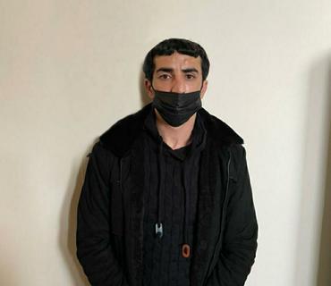6 kiloqram heroin dövriyyədən çıxarıldı