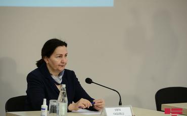 """Mehriban Vəliyeva: """"Bütün təhsil müəssisələrində operativ nəzarət üzrə nümayəndə seçilir"""""""