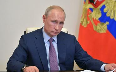 """Putin: """"Qarabağla bağlı 10 noyabr bəyanatı ardıcıl icra olunur"""""""
