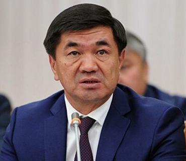 KİV: Qırğızıstanın keçmiş Baş naziri Abılqaziev saxlanılıb