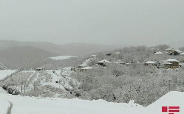 Gecə və səhər yollar buz bağlayacaq - PROQNOZ