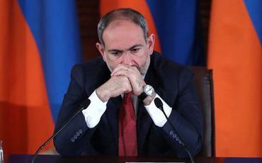 """Paşinyan Rusiyanı İTTİHAM edir: """"İskəndər"""" partlamadı"""
