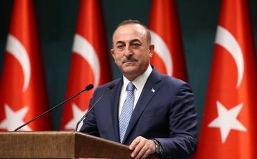 """Çavuşoğlu: """"Ermənistanda çevrilişə cəhdi qətiyyətlə pisləyirik"""""""