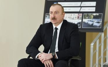 """Azərbaycan Prezidenti: """"Bizdə olan məlumata görə, təqribən 6-7 min işğalçı məhv edilib"""""""