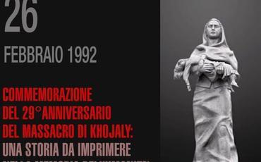 İtaliyada Xocalı soyqırımına dair konfrans və konsert-rekviyem keçirilib