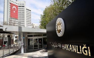 Türkiyə XİN Yunanıstanı qaçqınların qovulmasını dayandırmağa çağırıb
